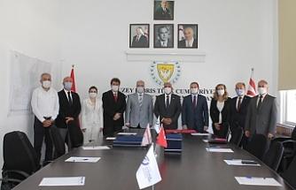 Türkiye ile  Yapı İşleri Alanında Mutabakat Zaptı