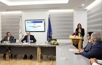 Yeni Rum Enerji Bakanı görevi devraldı