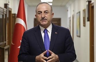 """Çavuşoğlu: """"Yunanistan Oruç Reis gemimizi taciz etme gibi girişimlerde bulunmasın karşılığını alır"""""""