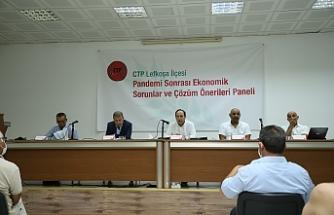 CTP'de pandemi sonrası ekonomi masaya yatırıldı