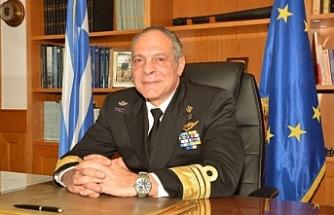 """Diakopulos: """"Güney Kıbrıs'ın saldırıya uğraması ve Yunanistan'ın silahlarıyla birlikte onun yanında olmaması gibi bir durum söz konusu olamaz"""""""