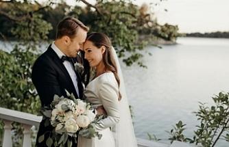 Finlandiya Başbakanı evlendi