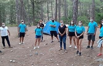 Gençlik Dairesi Gönüllü Liderlerinden etkinlik