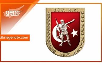 Güvenlik Kuvvetleri Komutanlığı mesaj yayınladı
