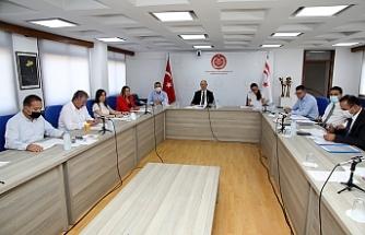 Hukuk, Siyasi İşler ve Dışilişkiler Komitesi bugün sözkonusu 2 yasa tasarısını görüştü