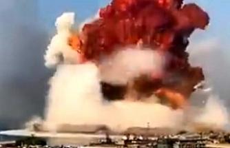 Kıbrıs'ta patlama paniği