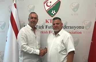 LTTFF yeni başkanı Ercen'den Sertoğlu'na ziyaret