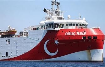 Oruç Reis, Doğu Akdeniz'deki çalışmalarını sürdürecek