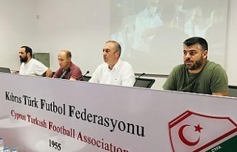 """Sertoğlu: """"Lig 22 Ekim'de başlayacak"""""""