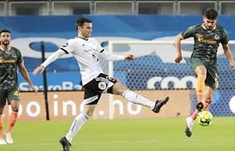 Aytemiz Alanyaspor, Avrupa kupalarına veda etti
