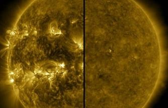 """Bilim insanları duyurdu: """"Güneş yeni bir döngüye girdi"""""""