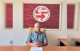 """Kar-iş Başkanı Topaloğlu: """"Sözleşme olmadan taşımacılığa başlamayacağız"""""""
