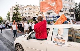 Tatar: Seçimi ilk turdan kazanma potansiyelimiz var