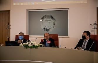 """Tatar: """" Yüz yüze eğitimi sağlayacak şartlar üzerinde titizlikle çalışıyoruz"""""""
