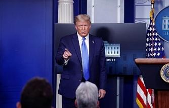 Trump Amerikan halkını 'olabildiğince erken grip aşısı olmaya' çağırdı