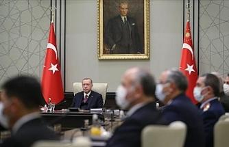 Türkiye MGK bildirisinde Doğu Akdeniz vurgusu