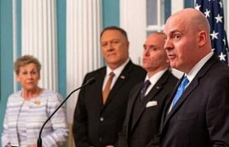ABD Dışişleri Bakan Yardımcısı Güney'de temaslarda bulundu