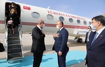 Cumhurbaşkanı Tatar, Ankara'da