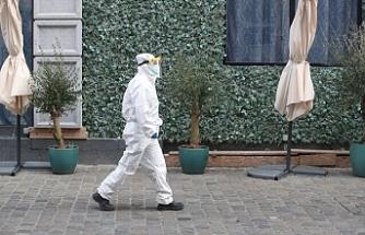 Koronavirüs Avrupa'da en hızlı Belçika'da yayılıyor