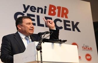 """Saner: """"Bugün UBP başkanı ve aynı zamanda başbakan seçilecek"""""""