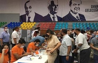UBP Kurultayı başladı... Açılış töreninin ardından oy verme işlemine geçildi