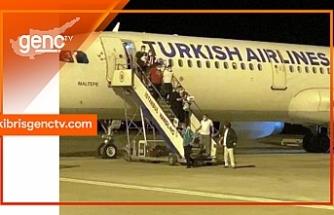 30 Kasım'dan sonra 3 günlük konaklamalı gelişler yalnızca charter uçuşlarda