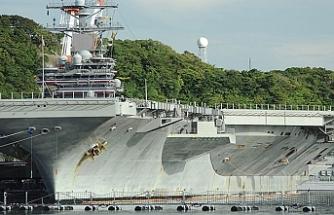 ABD uçak gemisine Orta Doğu'ya geri dönmesi emrini verdi