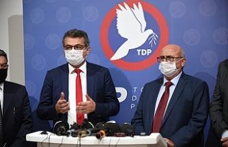 CTP'den TDP'ye ziyaret