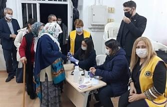 Girne Ada Lions Kulübü İle Girne Leo Kulübü Tatlısu'da Diyabet Konferansı Düzenledi