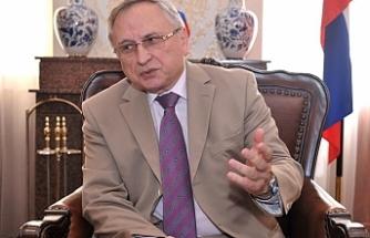 """Rus Büyükelçi'den """"Diplomatik teammülleri aşan"""" açıklamalar"""