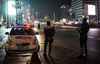 Türkiye'de 12 bin 671 kişiye adli ya da idari işlem yapıldı