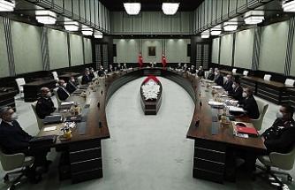 Türkiye MGK toplantısı bildirisinde Kıbrıs vurgusu