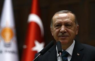 """""""Yunanistan ve Güney Kıbrıs Rum Yönetimi'nin provokasyonlarına rağmen sabırlı davrandık"""""""