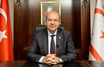 """Cumhurbaşkanı Tatar:""""Engeller, aşılmak içindir"""""""