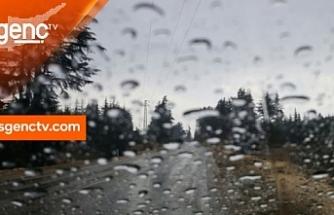 En çok yağış Koruçam'a düştü