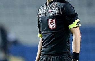 Türkiye Süper Lig'de 11. haftanın hakemleri açıklandı