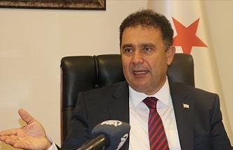 """Başbakan Saner : """"Akaryakıta  artış yapılmayacak"""""""