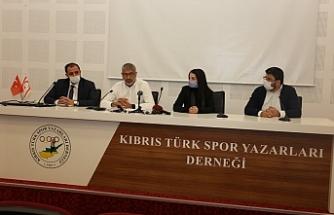 Basketbol Federasyonu'ndan basın toplantısı