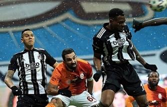 Derbi Beşiktaş'ın...