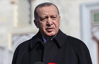 """Erdoğan: """"İkinci parti aşımız büyük ihtimalle bu hafta sonuna kadar gelebilir"""""""