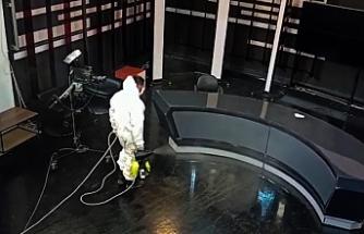Kıbrıs Genç Tv, pandemi önlemlerine devam ediyor