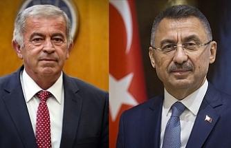 Oktay'dan Sennaroğlu'na kutlama mesajı