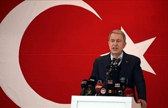 """Akar: """"Yunanistan, Türkiye ile problemlerini Türkiye-AB veya TÜRKİYE-ABD problemi haline getirmeye çabası içinde"""""""
