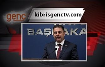 Başbakan Ersan Saner kararları açıkladı