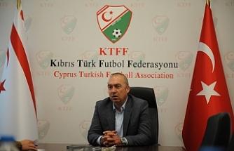 """Sertoğlu açıkladı: """"CONIFA üyeliği askıya alındı"""""""