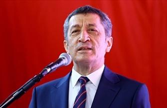 """Türkiye Eğitim Bakanı: """"Sağlık anlamında riske girmeden okullarımızı peyderpey açma kararlılığımız devam ediyor"""""""