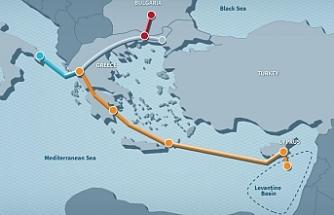 EastMed boru hattının güzergahının değişeceği iddiaları yalanlandı