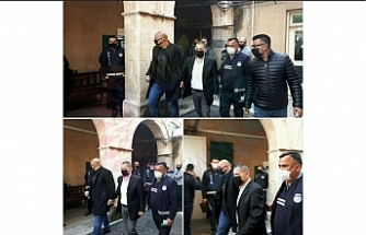 Eminoğlu'na 10 yıl, Özbekoğlu'na 5 yıl hapis cezası verildi