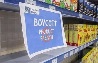 İslam dünyası Fransız mallarına boykot konferansı düzenlendi