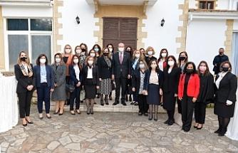 Kadın bürokratlar Cumhurbaşkanlığı'nda